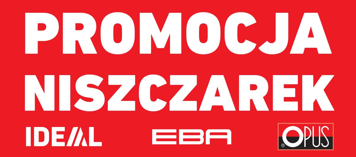 Promocja niszczarek OPUS IDEAL EBA
